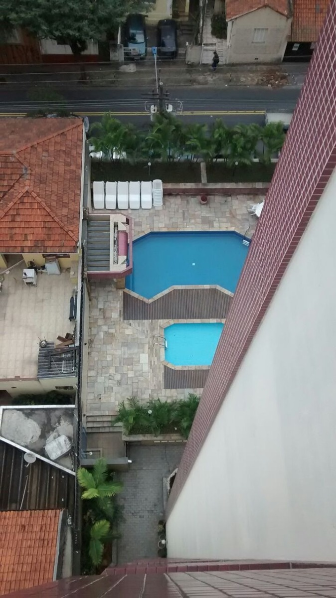 apartamento 85 m² com 2 vagas bairro santa paula são caetano - 932