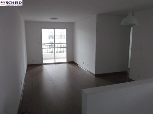 *apartamento 86m²: 3 dorms, 1 suíte, 2 banheiros, 2 vagas!!!* - mc249