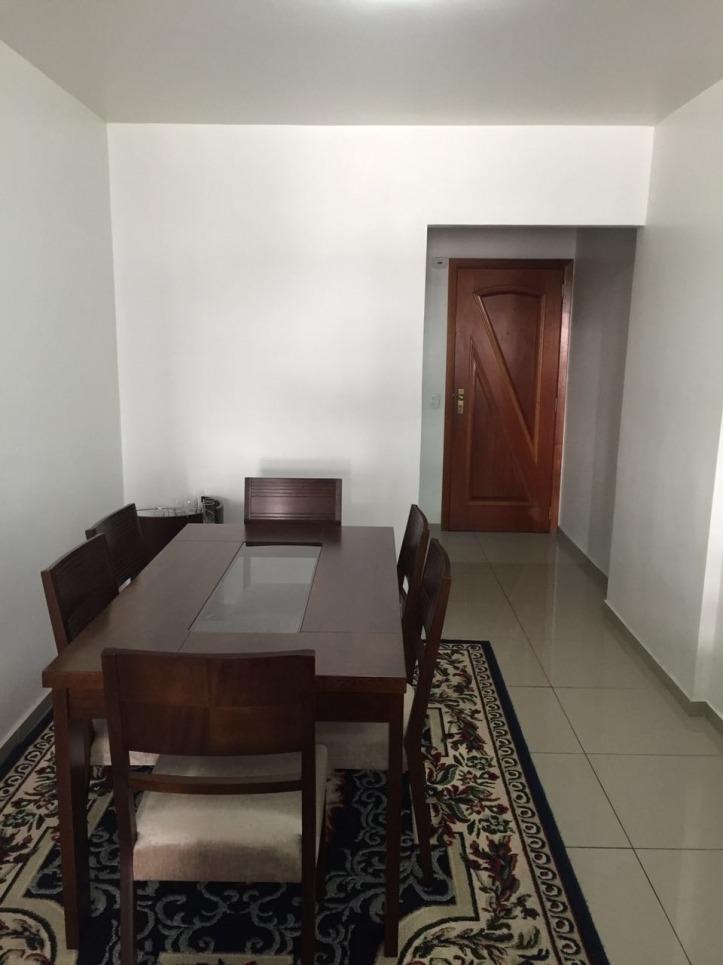 apartamento 87 m² abaixo do preço bairro santa paula scs - 758