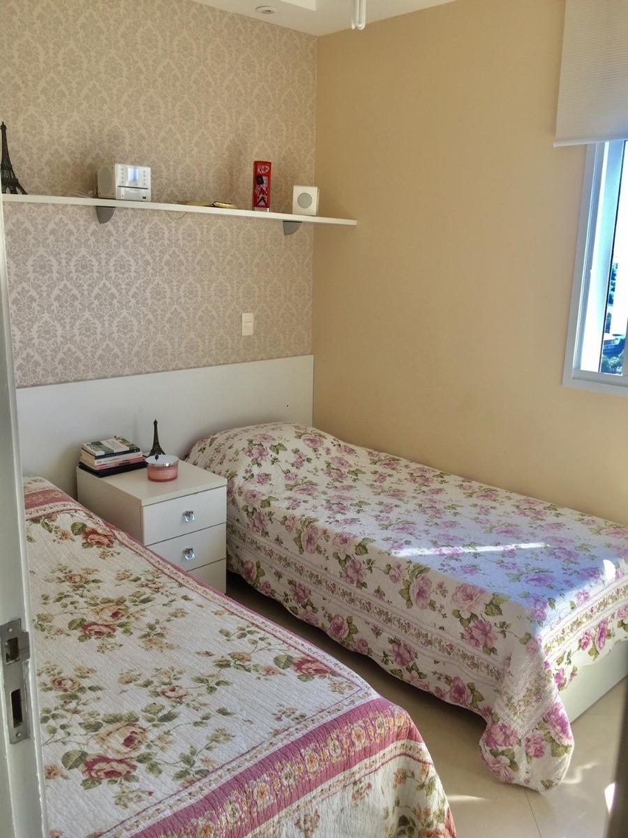 apartamento  89 mts com sacada goumert e mobiliado