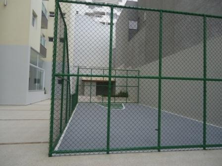 apartamento 93 m² de área útil, 3 dormitórios (1 suíte), 2 vagas, edifício orion no bairro campestre em santo andré. - ap1208