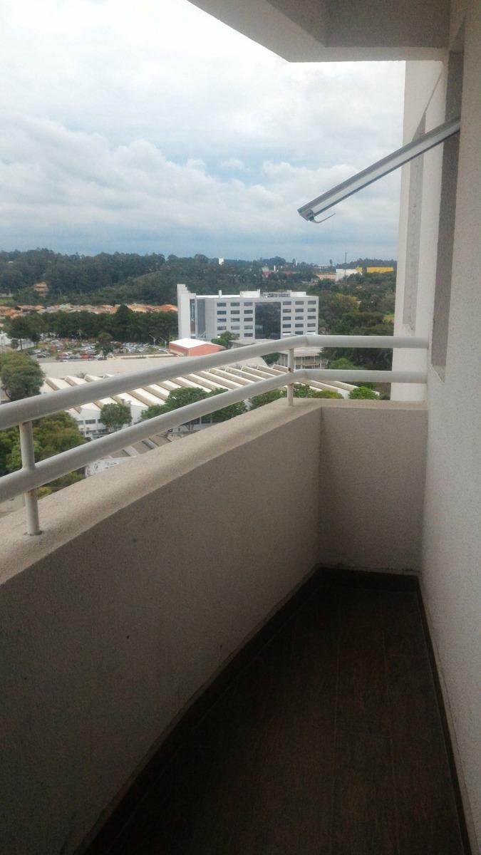 apartamento a 100 metros da fei - área verde!