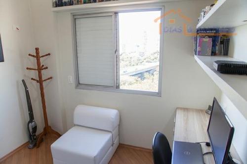 apartamento a 300 metros do metrô sâo judas - ap1413