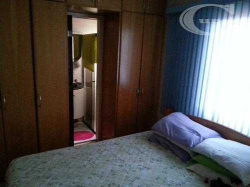 apartamento a 600m do metro santa cruz - ap1326