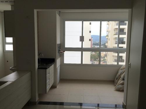 apartamento a locação edifício uno loft parque monte líbano mogi das cruzes - ap00570 - 2747566