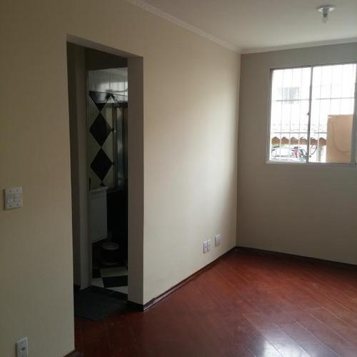 apartamento a locação em mogi das cruzes, cesar de souza, 2 dormitórios, 1 banheiro, 1 vaga - 212