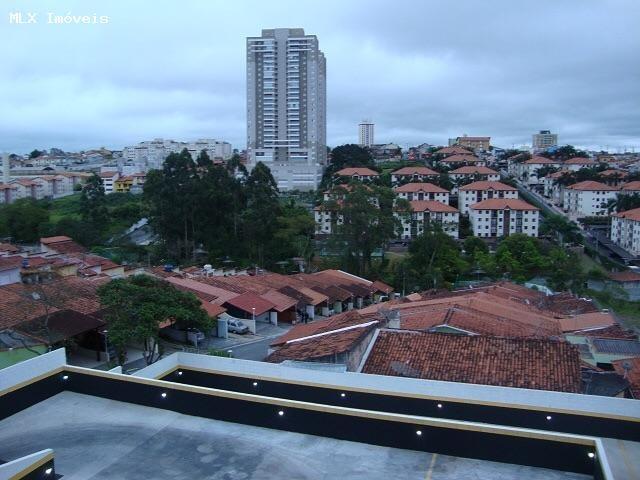 apartamento a locação em mogi das cruzes, mogi moderno, 2 dormitórios, 1 banheiro, 1 vaga - 947