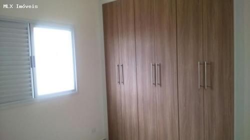 apartamento a locação em mogi das cruzes, nova mogilar, 2 dormitórios, 1 suíte, 2 banheiros, 1 vaga - 292