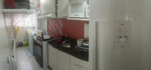 apartamento a locação em mogi das cruzes, vila caputera, 2 dormitórios, 2 banheiros, 1 vaga - apl045