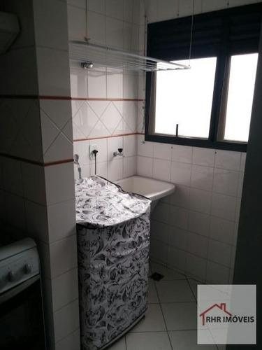apartamento a locação em mogi das cruzes, vila oliveira, 1 dormitório, 1 suíte, 1 banheiro, 1 vaga - 139
