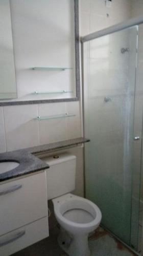 apartamento a locação em mogi das cruzes, vila oliveira, 3 dormitórios, 2 banheiros, 2 vagas - 160