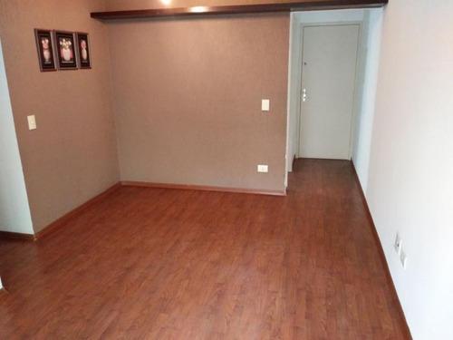 apartamento a locação em são paulo, city américa, 3 dormitórios, 1 suíte, 2 banheiros, 1 vaga - 841442