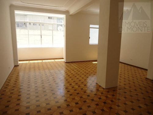 apartamento a locação em são paulo, higienópolis, 3 dormitórios, 2 banheiros, 1 vaga - 391