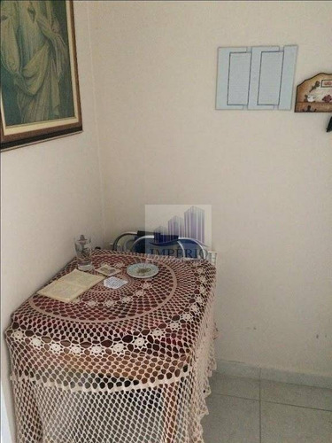 apartamento a venda, 1 dormitorio no canto do forte. - ap0147