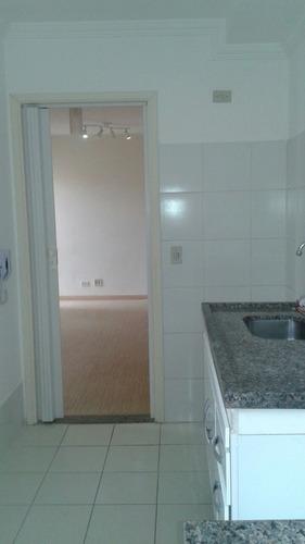 apartamento a venda 2 dormitórios  com vaga - zona sul sjc