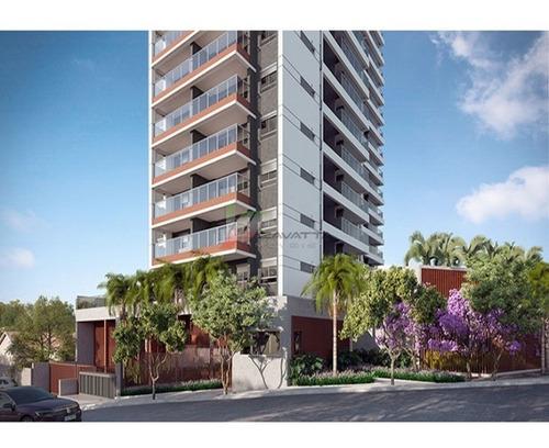 apartamento a venda, 2 dormitorios, perdizes, 1 vaga de garagem - ap06977 - 34443129