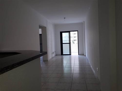 apartamento a venda, 2 dormitórios, vila tupi, praia grande/sp - em65
