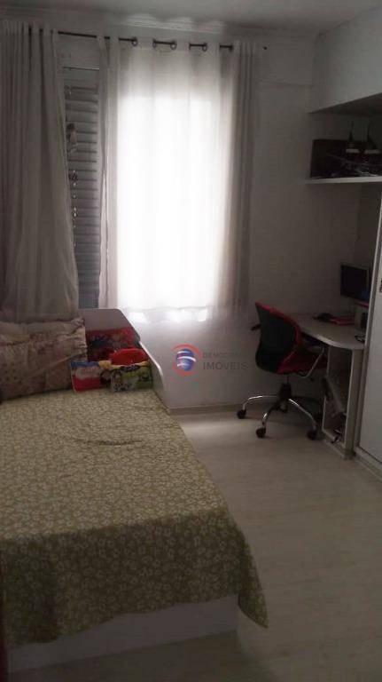 apartamento a venda, bairro campestre em santo andré. ap4652 - ap4652