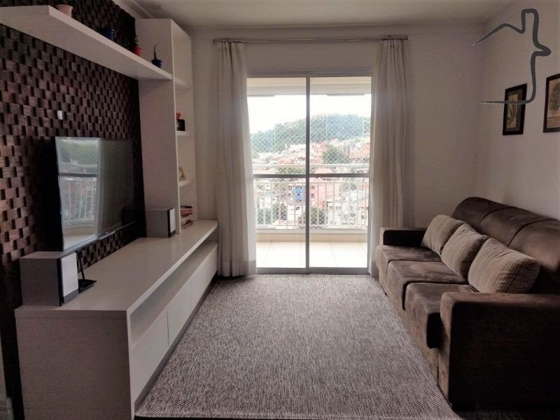 apartamento a venda com 4 dormitórios 2 vagas no jardim tupanci - ap00295 - 33721554