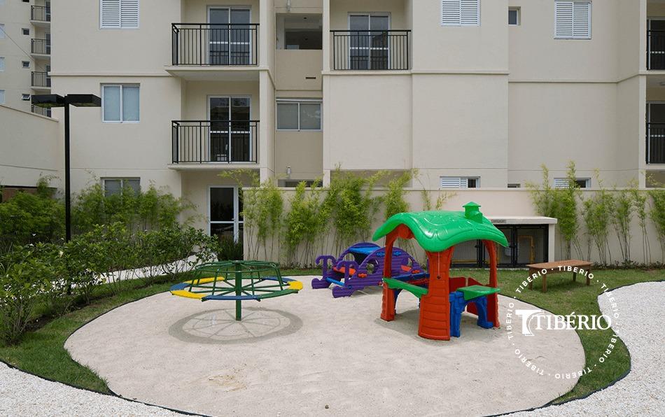 apartamento a venda com 47,0m² 2 dorms 1 vaga