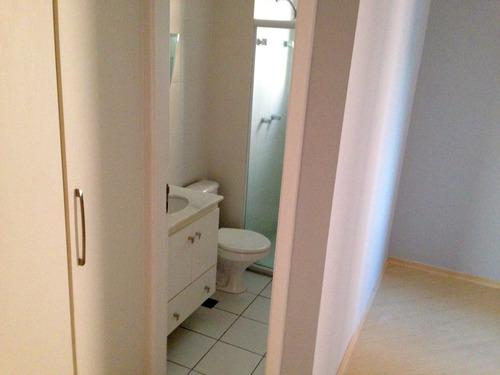 apartamento a venda com ampla sala para dois ambientes