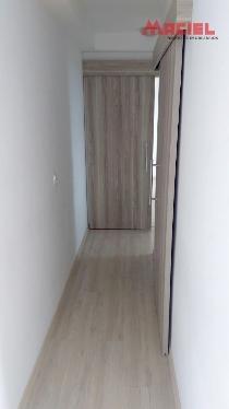 apartamento a venda com piso laminado