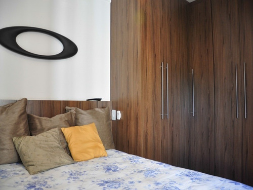 apartamento a venda com vista paronâmica, alphavile campinas - ap00464