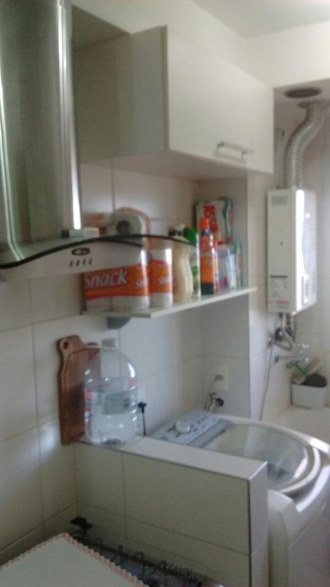 apartamento a venda cond colinas do sol com 57 m² - 1118-1