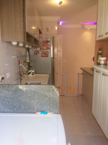 apartamento a venda condomínio com área para churrasco