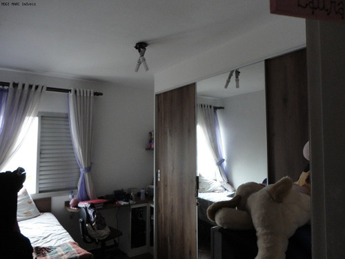 apartamento a venda condomínio stella maris centro mogi das cruzes - ap00023 - 1569394