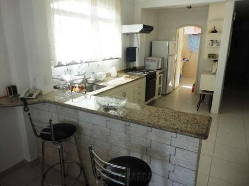 apartamento a venda de 3 dormitorios no guarujá - b 3135-1