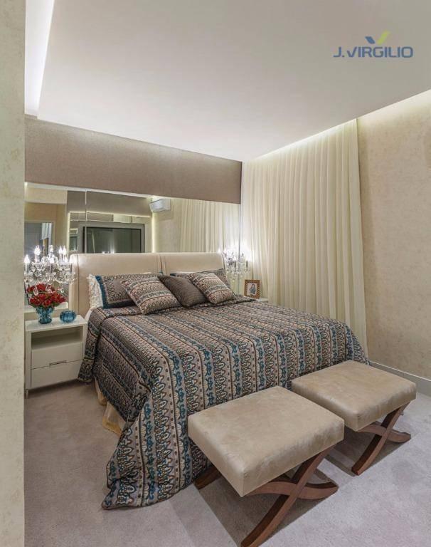 apartamento  a venda de 4 quartos no jardim goias - ap0022