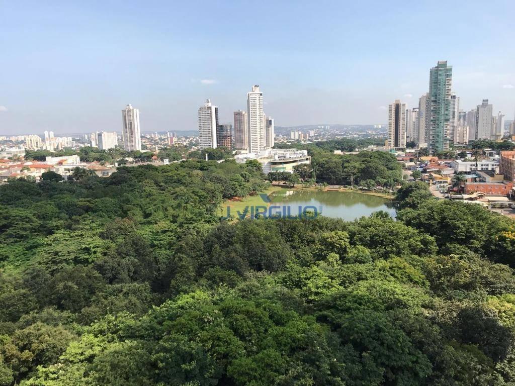 apartamento a venda de 4 quartos no setor bueno - goiânia/go - ap0632