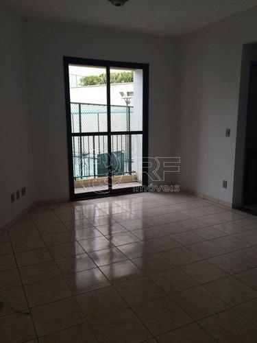 apartamento á venda e para aluguel em água rasa - ap035436