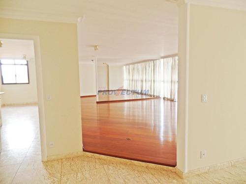 apartamento á venda e para aluguel em cambuí - ap240590