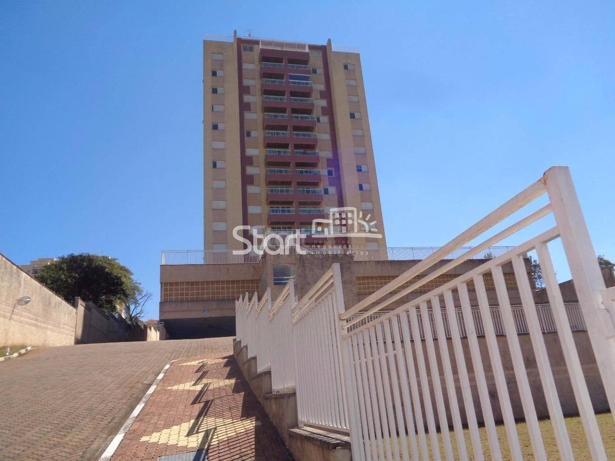 apartamento á venda e para aluguel em mansões santo antônio - ap089188