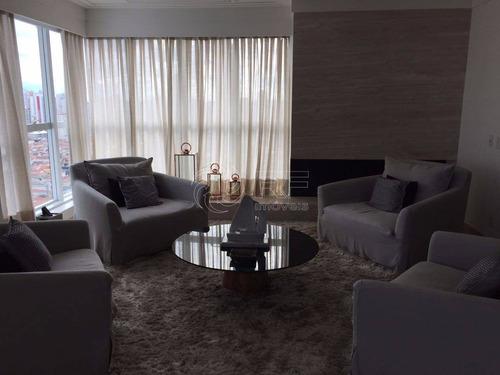 apartamento á venda e para aluguel em tatuapé - ap002827