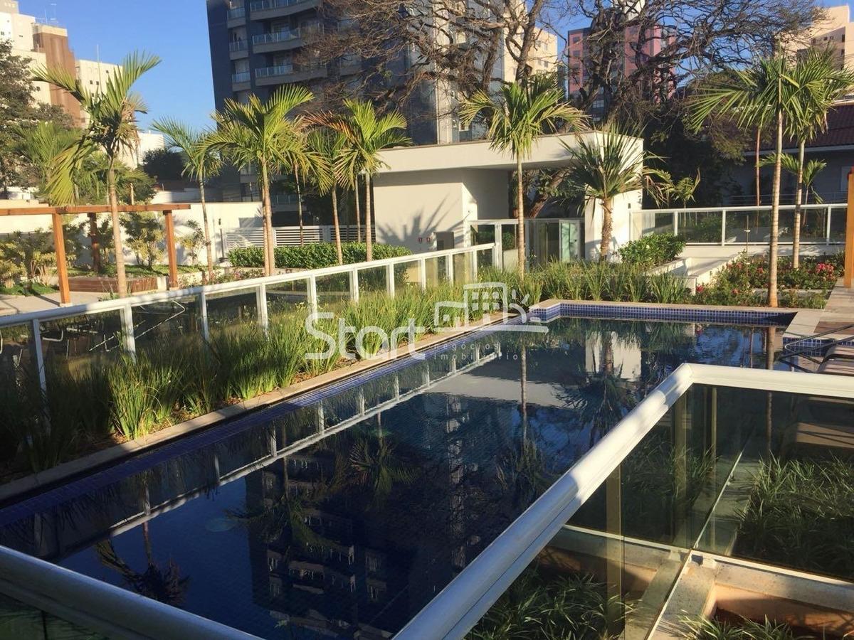 apartamento á venda e para aluguel em vila itapura - ap004957