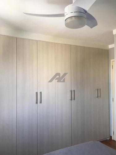 apartamento á venda e para aluguel em vila joão jorge - ap004753
