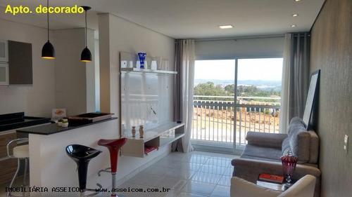 apartamento a venda em atibaia, belvedere, 2 dormitórios, 1 suíte, 2 banheiros, 1 vaga - 282