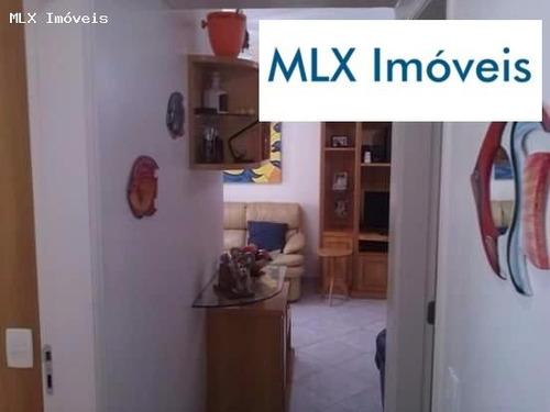 apartamento a venda em bertioga, riviera de sao lourenco, 3 dormitórios, 1 suíte, 2 banheiros, 2 vagas - 612