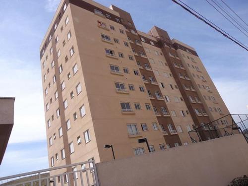 apartamento a venda em cajamar, polvilho, 2 dormitórios, 1 banheiro, 1 vaga - 841135