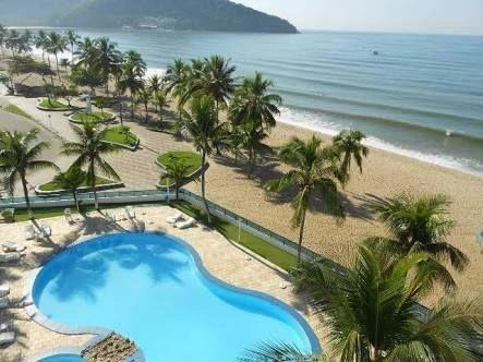 apartamento a venda em caraguatatuba, martins de sá, 3 dormitórios, 1 suíte, 1 banheiro, 1 vaga - 526209