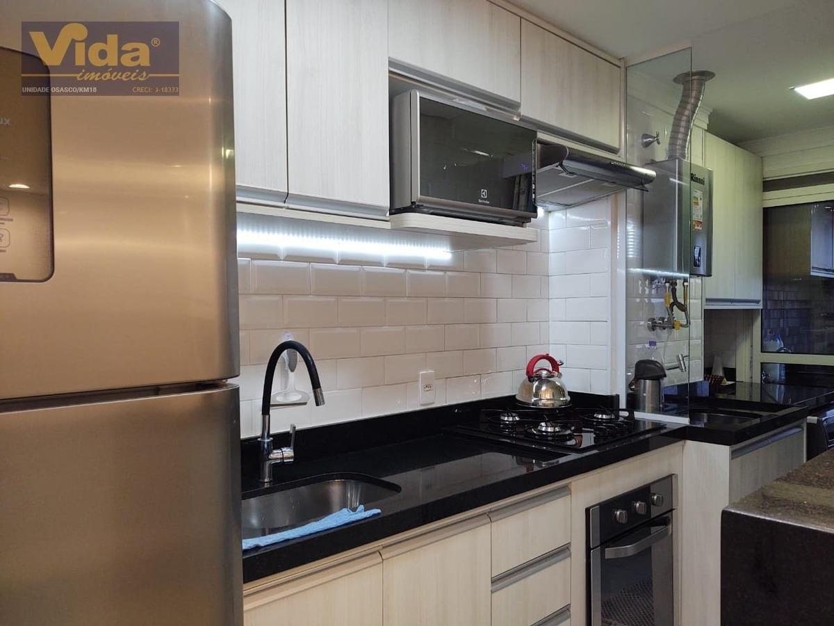apartamento a venda  em centro  -  osasco - 42423