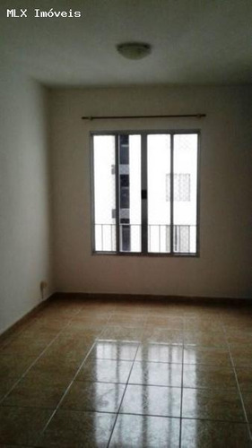 apartamento a venda em mogi das cruzes, alto do ipiranga, 2 dormitórios, 1 banheiro, 1 vaga - 1207