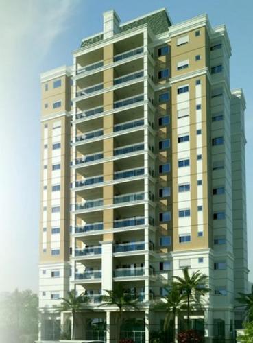 apartamento a venda em mogi das cruzes, alto do ipiranga, 4 dormitórios, 2 suítes, 5 banheiros, 3 vagas - 144