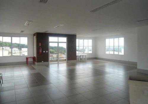 apartamento a venda em mogi das cruzes, bras cubas, 2 dormitórios, 1 banheiro, 1 vaga - 195