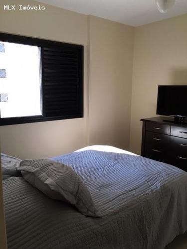 apartamento a venda em mogi das cruzes, centro, 3 dormitórios, 1 suíte, 3 banheiros, 2 vagas - 1322