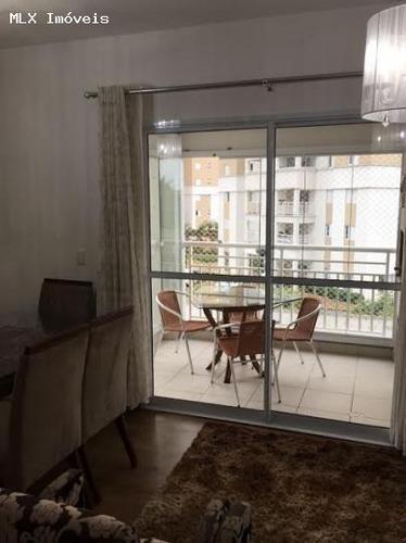 apartamento a venda em mogi das cruzes, cesar de souza, 3 dormitórios, 1 suíte, 2 banheiros, 2 vagas - 1007