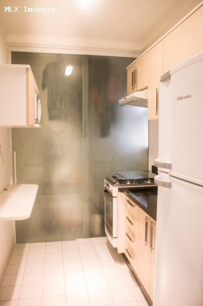 apartamento a venda em mogi das cruzes, cesar de souza, 3 dormitórios, 1 suíte, 2 banheiros, 2 vagas - 1189